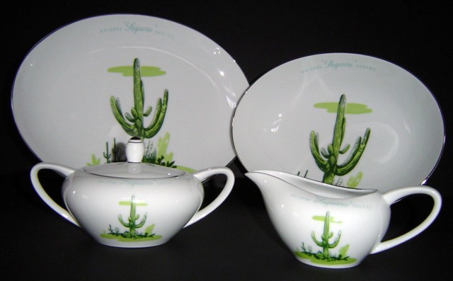 Blakely Fine China Serving Pieces